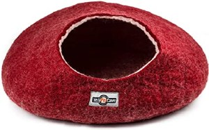 Yeti Pet Cave Cat Red