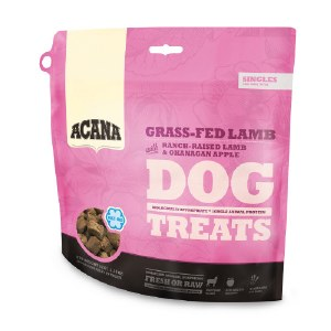 ACANA 1.25oz  Freeze Dried Lamb & Apple Treats