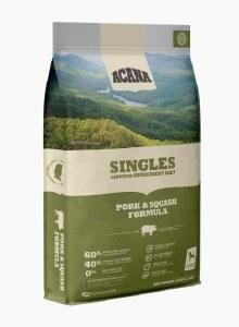 ACANA 13 lb Pork & Squash Single - Dog