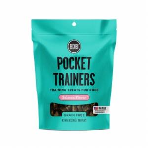 BIXBI 6oz Salmon Pocket Trainers