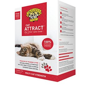 Dr. Elsey's Cat Attract litter 40lbs