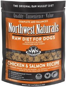Northwest Naturals Chicken Salmon Nuggets (Dog) 6lbs