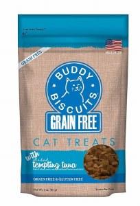 Buddy Biscuits 3oz Tuna Cat Treats