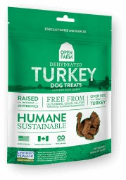 Open Farm 4.5oz Turkey Treats
