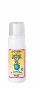 Earthbath 4ozHypo-Allergenic Grooming Foam