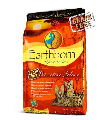 Earthborn Primitive Feline 14lbs