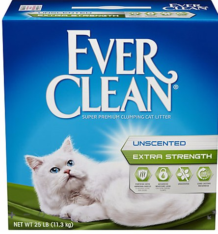 Everclean Extra Strength Litter 25lbs