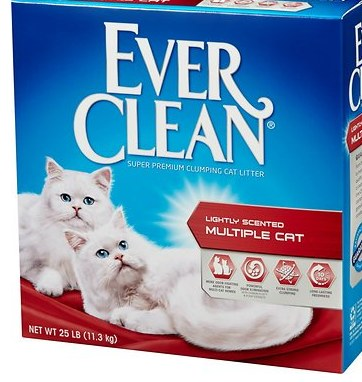 Everclean Multi Cat 25lbs