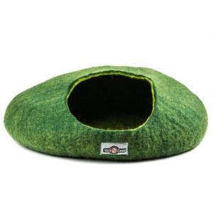 Yeti Pet Cave Cat Green