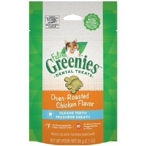Feline Greenies 2.1oz Dental Treat Chicken