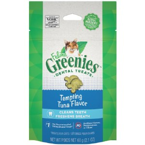 Feline Greenies 2.1oz Dental Treat Tuna