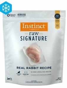 Nature's Variety Instinct Frozen Rabbit Medallions 2.7lbs