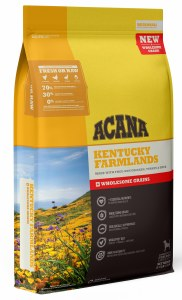 ACANA 11.5 lb Wholesome Grains Kentucky Farmlands