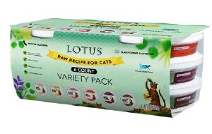 Lotus 3.5oz Variety 6 Pack (Frozen)