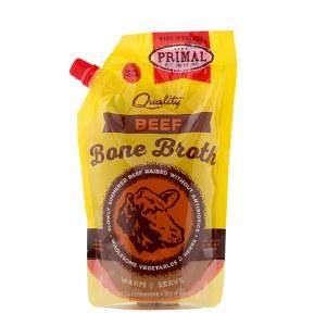Primal 20oz Beef Bone Broth