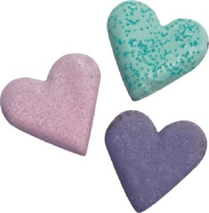 Preppy Puppy Assorted Mini Heart Cookie