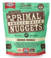 Primal Chicken Nuggets (Dog) 5.5oz