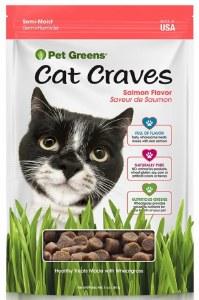 Cat Craves 3oz Salmon Semi-Soft Treat