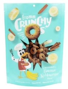 Fromm 6oz Crunchy O's Banana Kablamma