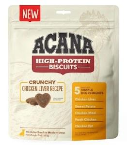 Acana 9oz Chicken Liver Biscuits