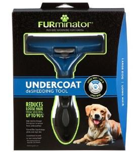Furminator Deshedding Tool Large Dog Long Hair
