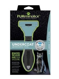 Furminator Deshedding Tool Cat Short Hair