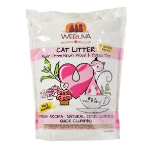 Weruva Green Tea Potty Cat Litter 6.7lbs