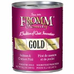 Fromm 12.2oz GOLD Salmon & Chicken Pate