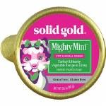 Solid Gold 3.5oz Might Mini Turkey