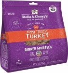 Stella & Chewy's 8oz Tummy Ticklin' Turkey Dinner Morsels (Cat)