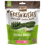 Merrick Fresh Kisses 5.5oz Small Coconut Dental Chew - 9ct