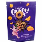 Fromm 6oz Crunchy O's Cheeseplosions Treats