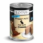 Lotus 12.5oz Rabbit Pate (Cat)