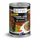 Lotus 12.5oz Venison Stew