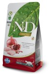 N&D 3.3lb Chicken & Pomegranate Feline