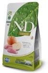 N&D 3.3lb Boar & Apple Feline