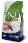 N&D 3.3lb Lamb & Blueberry Feline