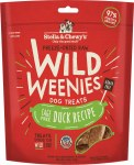 Stella & Chewy's 3.25oz Duck Wild Weenies