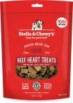 Stella & Chewy's 3oz Beef Heart Treats
