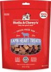 Stella & Chewy's 3oz Lamb Heart Treats