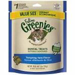 Greenies 5.5oz Dental Treats Tuna Cat