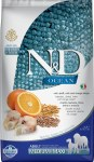 N&D 26.4 lb Ancestral Grains Cod & Orange
