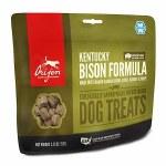 ORIJEN Freeze Dried Kentucky Bison Treats 3.25oz