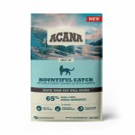 ACANA 4 lb Bountiful Catch - Cat - Grain Inclusive