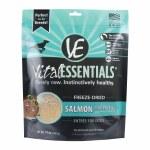 Vital Essentials 14oz Freeze Dried Salmon Mini Patties