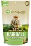 Pet Naturals Hairball Treats 30ct