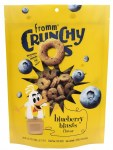 Fromm 6oz Crunchy O's Blueberry Blasts Treats