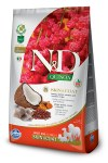 N&D 5.5 lb Quinoa Herring Skin & Coat