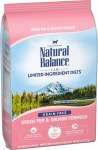 Natural Balance Limited Ingredient Diet Green Pea & Salmon 5lbs