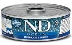 N&D 2.8oz Salmon, Cod, & Shrimp